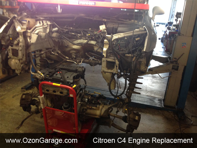 Car Engine Replacement Specialist Plymouth